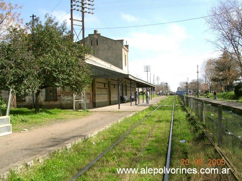 Estación de tren de La Tablada